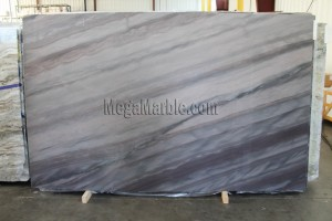 Quartzite Slab Elegant Browm Leather