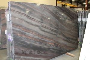 Quartzite Slab Elegant Brown
