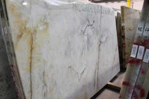 Quartzite Slab Illuminato