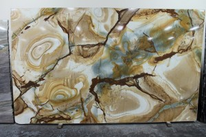 Quartzite Slab Palomino Exotic