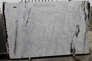 Quartzite Slab Princess White