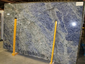 Quartzite Slab Sodalite Blue