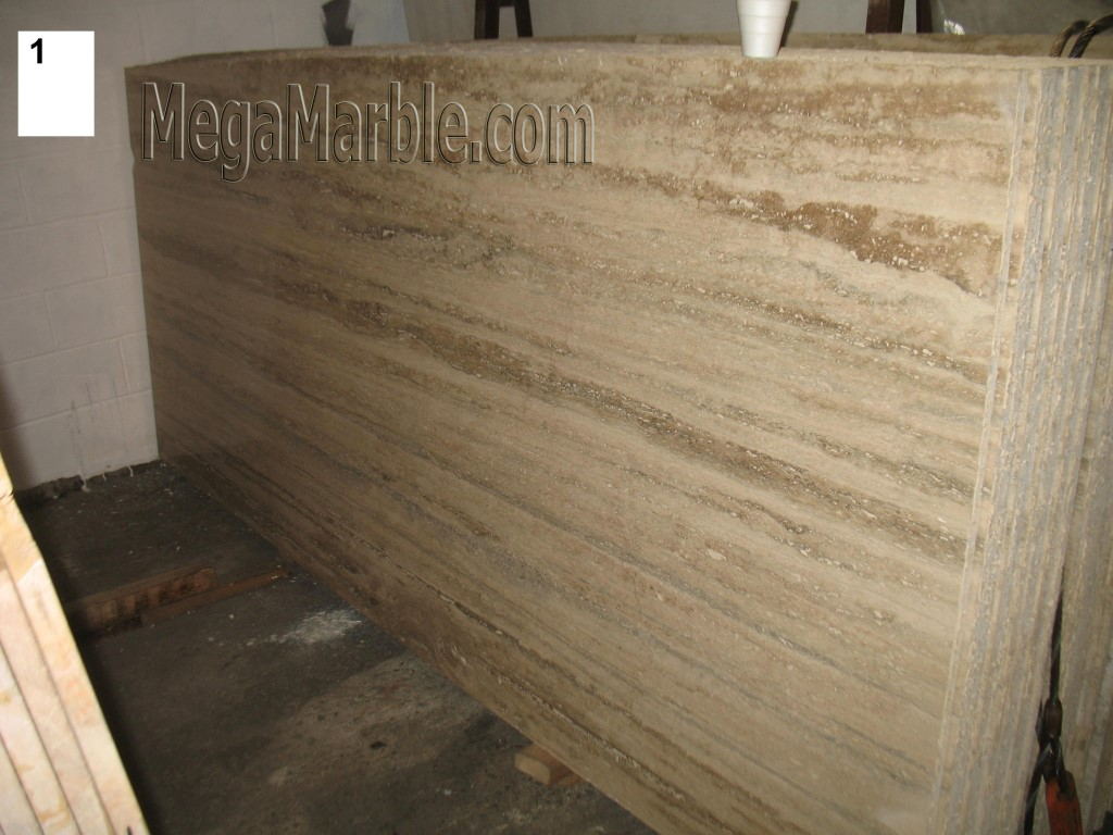 Travertine Stone Slabs : Travertine slabs countertops nyc