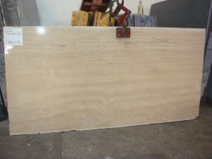 Light Travertine 2cm 106x52