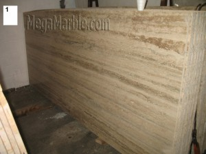 Marble Slab Gray Travertine
