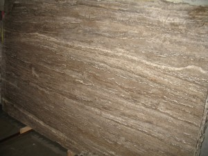 velvet travertine polished